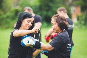 Zest24 Bootcamp Helping Hand